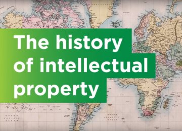 The history of IP in 3 minutes