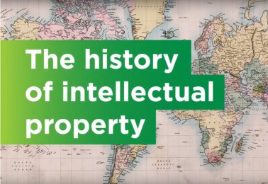 The history of IP